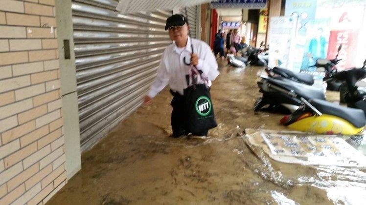 2015-09-16 Keelung Flood