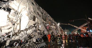 2016-02-06 Earthquake