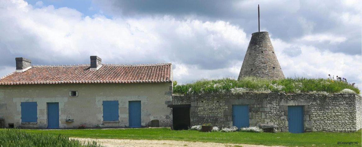 Le moulin de chouppes