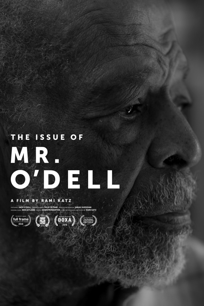 The Issue of Mr. O'Dell Festival Poster