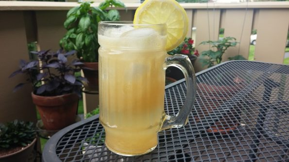 Two Summertime Rum Coolers