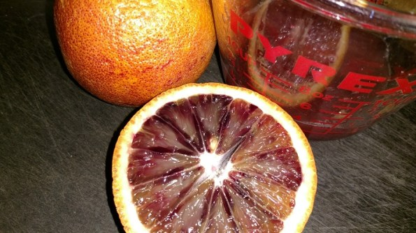 Blood Oranges - February Featured Ingredient