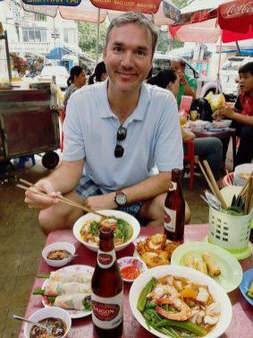 Lunch Lady Ho Chi Minh City