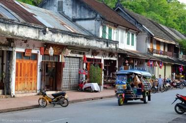 Luang Prabang Tuk Tuk