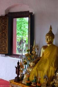 Mount Phousi temple Luang Prabang