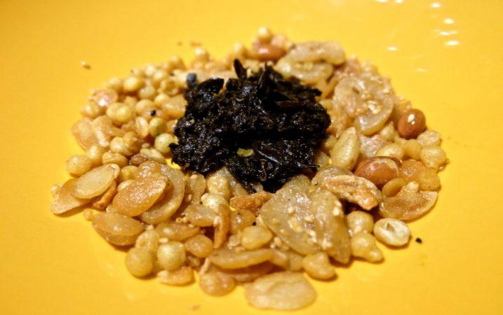 PrumPlum Pickled Burmese Tea Leaves