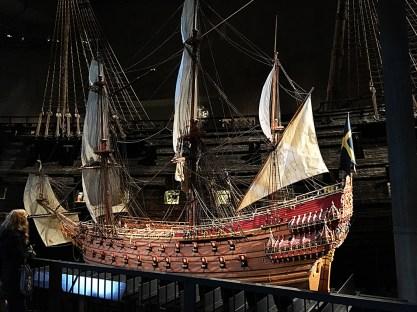 Vasa Ship Replica