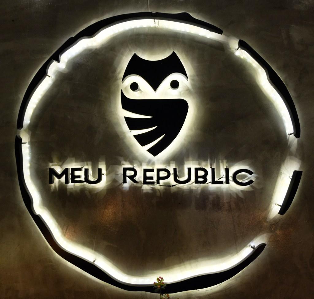 Meu Republic Logo