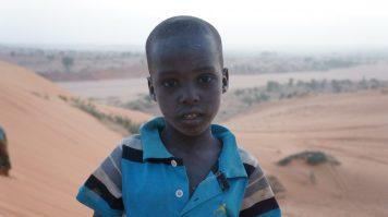 Niamey Niger Children
