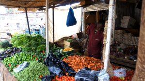 Niamey Niger Vegetables