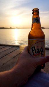 Cap Banga Beer Niamey Niger