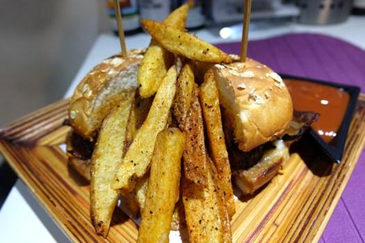 Chef Bar Bangkok Fries