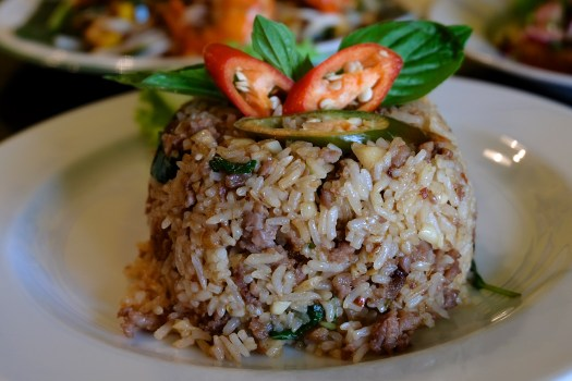 Palate Bangkok Fried Rice