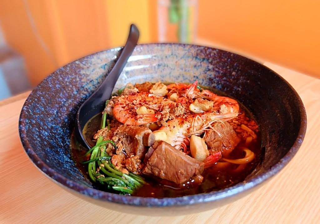Eats Payao Prawn Noodle Soup
