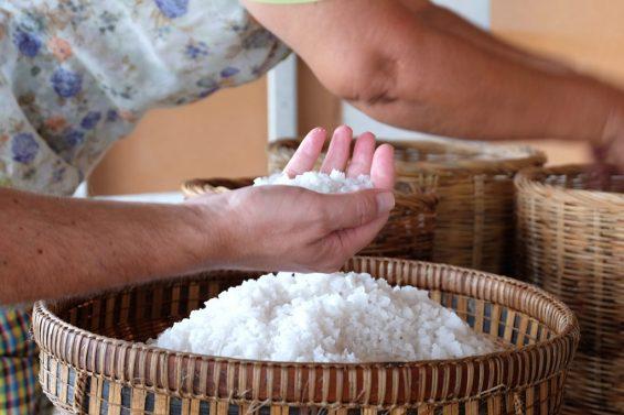 Samut Sakhon Salt