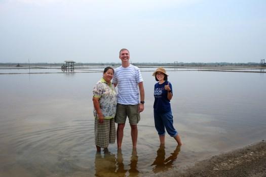 Salt Farm Samut Sakhon