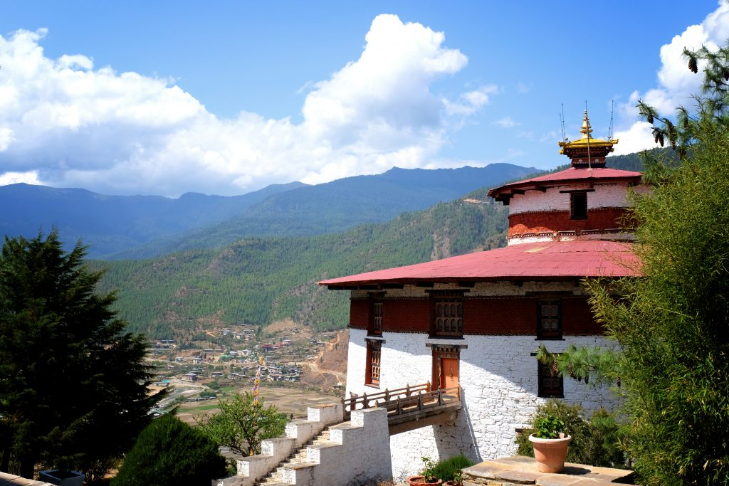 Ta Dzong, Paro, Bhutan
