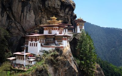 Paro, Bhutan – Entering the Land of the Thunder Dragon!