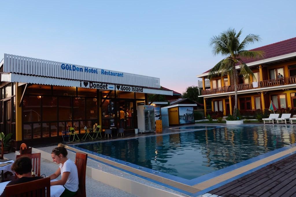 Don Det Island Golden Hotel