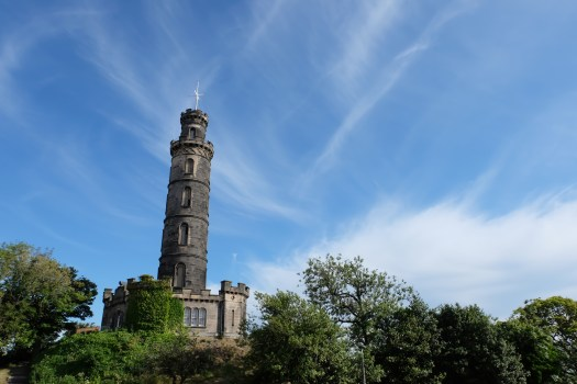 Nelson Monument Edinburgh