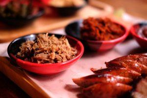 Kalua Pork at Ash Kickers Bangkok