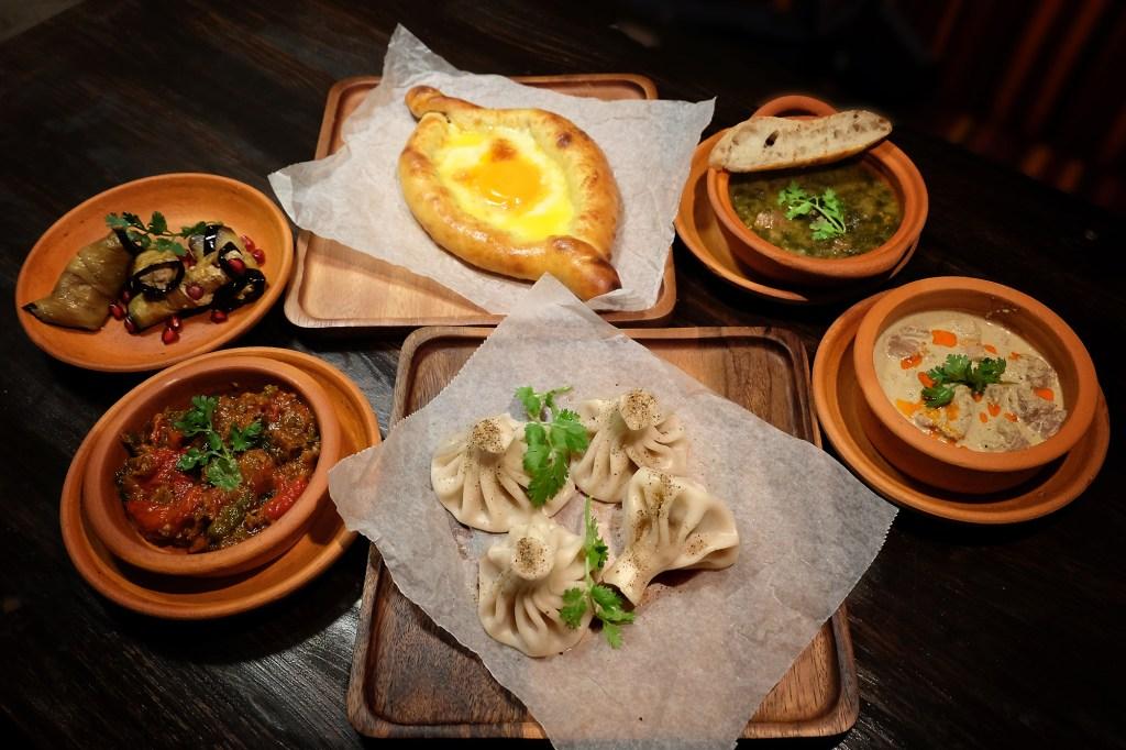 Georgian Food Argo Bangkok