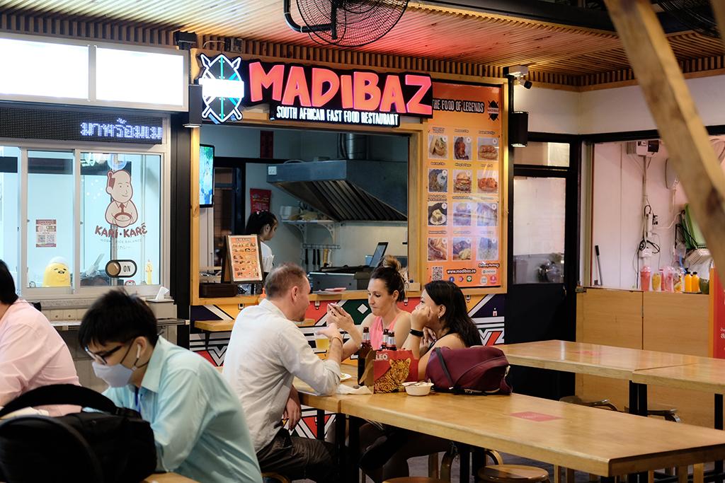 Madibaz in Bangkok