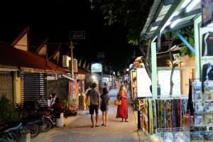Walking Street Koh Lipe, Thailand