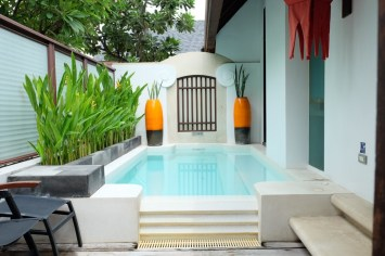 Private Villa Pool? Yes, please.