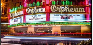 Adidas Away Days World Premiere at the Orpheum