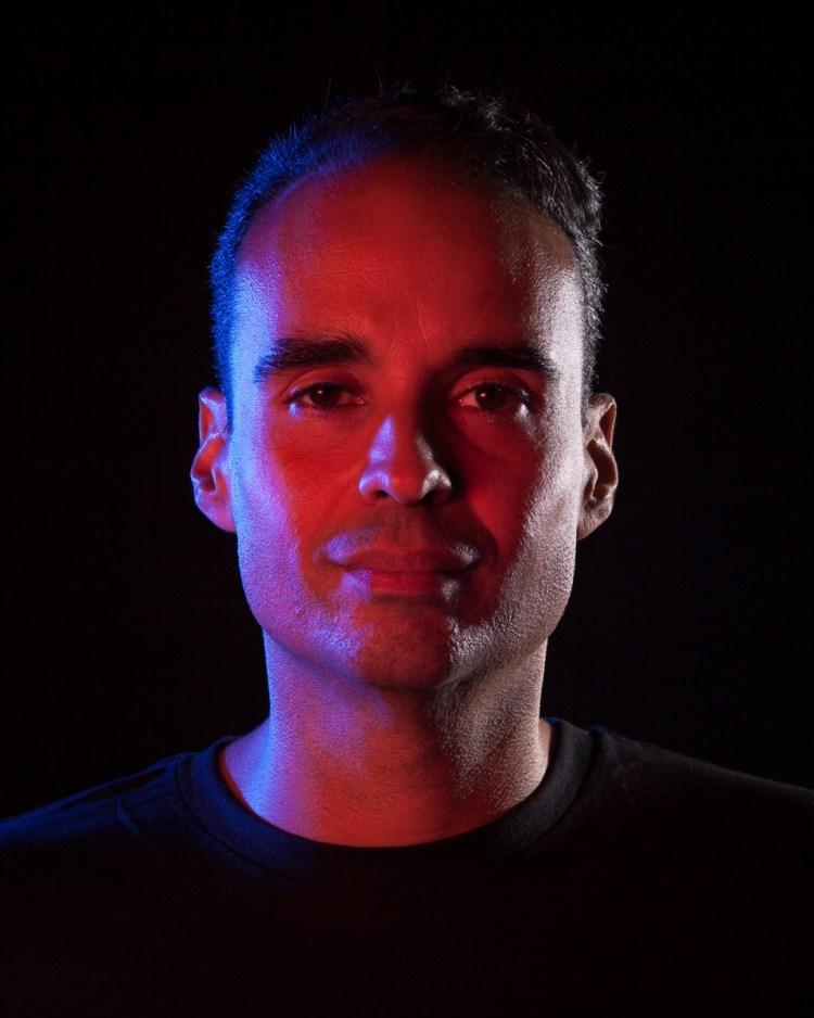 John Tejada. Photo credit: Mark Dadlani - www.markdadlani.com. Palette
