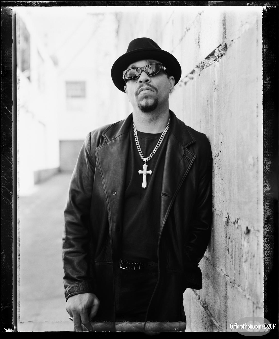 Ice T by Chris Cuffaro