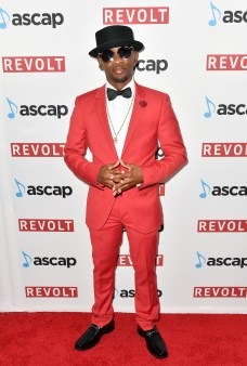 BEVERLY HILLS, CA - JUNE 22: P. Chase at the ASCAP 2017 Rhythm & Soul Music Awards at the Beverly Wilshire Four Seasons Hotel on June 22, 2017 in Beverly Hills, California. (Photo by Earl Gibson III/Getty Images for ASCAP)