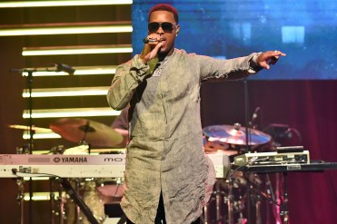 BEVERLY HILLS, CA - JUNE 22: Jeremih performs onstage at the ASCAP 2017 Rhythm & Soul Music Awards at the Beverly Wilshire Four Seasons Hotel on June 22, 2017 in Beverly Hills, California. (Photo by Earl Gibson III/Getty Images for ASCAP)