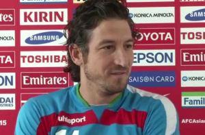 Andranik Teymourian, un chrétien capitaine de l'équipe de football iranienne