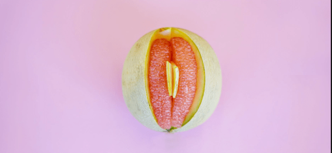 pomelo metaphor for vagina