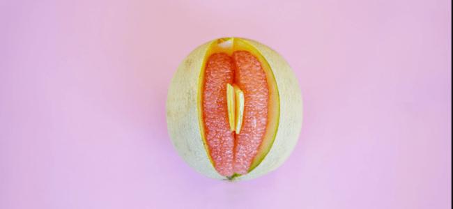 pomelo metaphor for vagina
