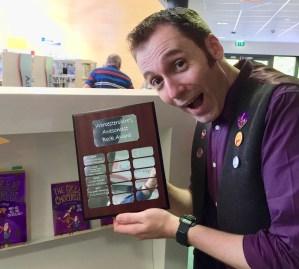 chocolate, book, award, The Great Chocoplot, Chocopocalypse, Schokopokalypse