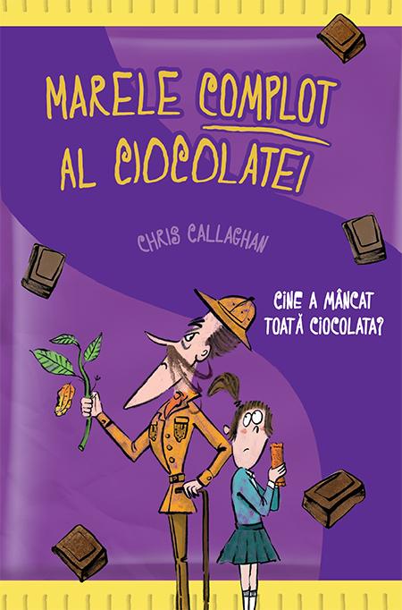 The Great Chocoplot, Chris Callaghan, Chocopocalypse