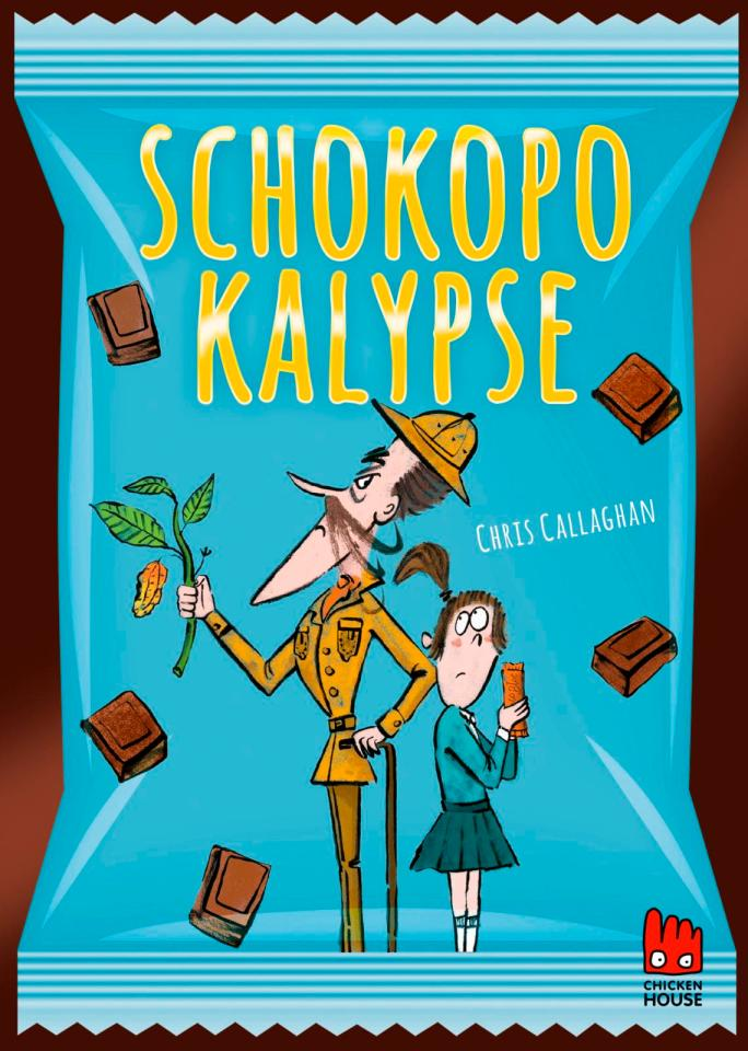 schokopokalypse, The Great Chocoplot, Chris Callaghan, Chocopocalypse