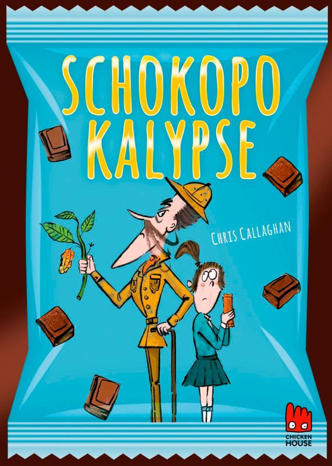 schokopokalypse, The Great Chocoplot, Chris Callaghan, Chocopocalypse