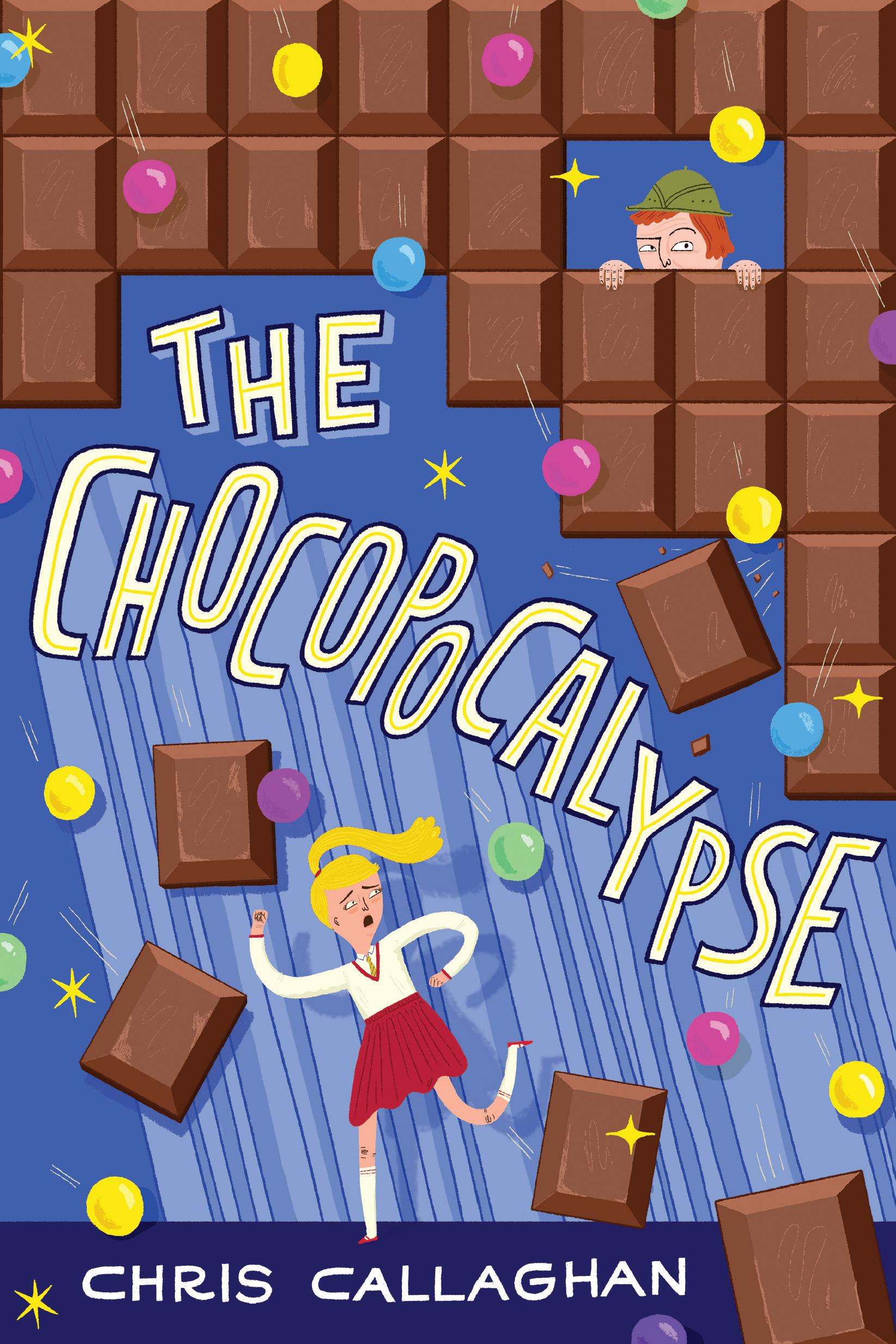 The Chocopocalypse, chocolate, book, US, USA, The Great Chocoplot, Chris Callaghan