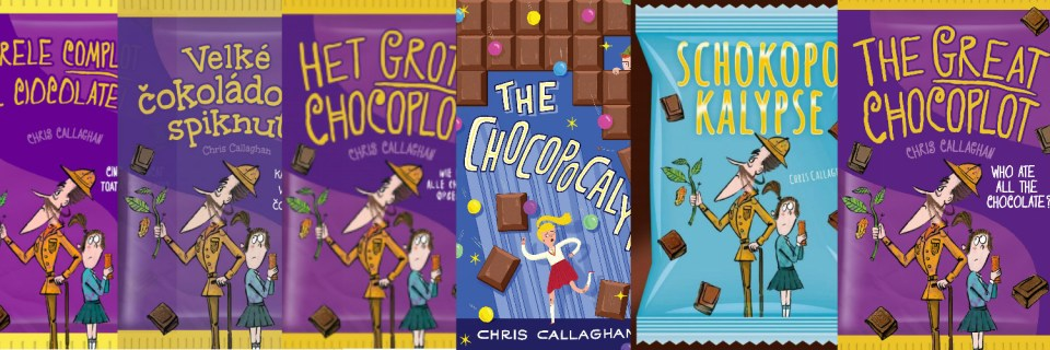 The Great Chocoplot, Chris Callaghan, Schokopokalypse, The Chocopocalypse