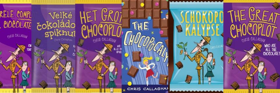 The Great Chocoplot, Chris Callaghan, Schokopokalypse, The Chocopocalypse