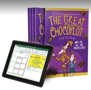 The Great Chocoplot, Unit Plans, Year 4, The Training Space, Jane Considine