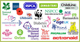 Can there be too many charities