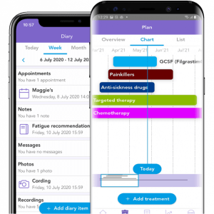 The OWise app
