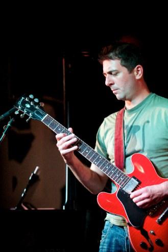 Chris Allard Band at The Pizza Express, London. Photo: www.hayleymadden.com