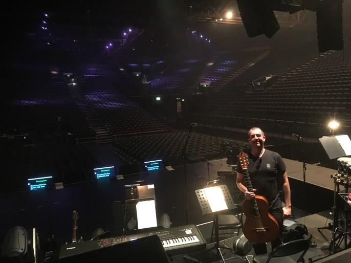 Dublin Arena with Il Divo 2016