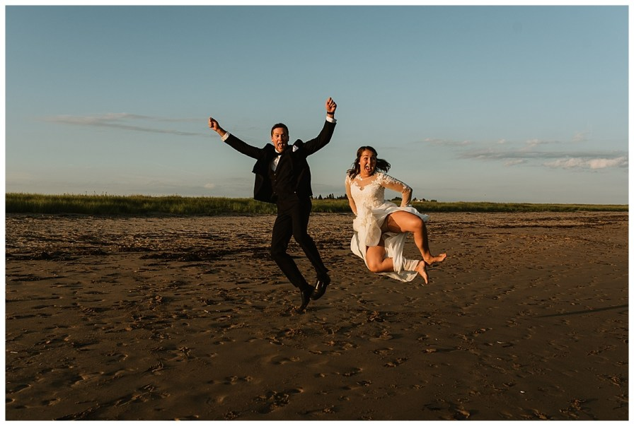 Conrads Beach Wedding Halifax Nova Scotia